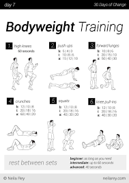 home work out plans no equipment 30 day workout program album on imgur