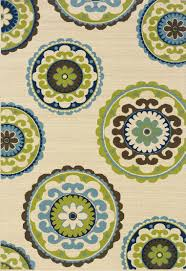 Area Rugs Menards by Amazon Com Oriental Weavers 969w6 Caspian Outdoor Indoor Area