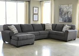 Left Facing Sectional Sofa Wine Country Furniture Sorenton Slate Left Facing Chaise Sectional