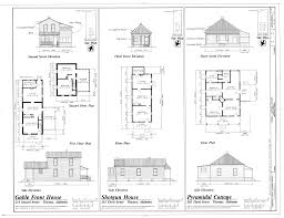 file gable front house shotgun house and pyramidal cottage