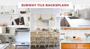55 best kitchen backsplash ideas for 2018