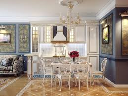 dining room astonishing victorian style dining room with round