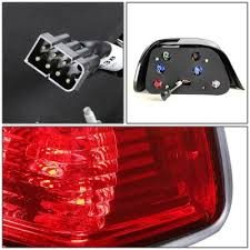 e38 euro tail lights bmw e38 7 series 1995 2001 red and clear euro tail lights