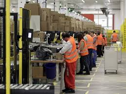 Does Amazon Ship On Thanksgiving What It U0027s Like Inside Amazon U0027s Massive Fulfillment Centers