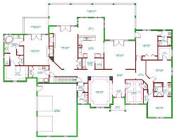 baby nursery one level house one and a half story house plans