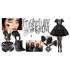 scary doll halloween costume polyvore