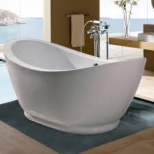 Deep Bathtubs Standard Size Amusing Deep Bathtubs For Small Bathrooms Photo Decoration