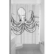 Shower Curtain Nautical Tattoo Shower Curtains Punk Rockabilly Pinup Nautical