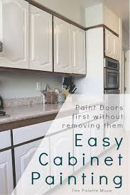 what is the best way to paint kitchen cupboards the best way to paint kitchen cabinets no sanding