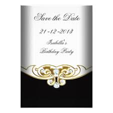 save the date birthday cards save the date birthday party invitations announcements zazzle