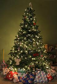 light up the holidays with a christmas tree that sparkles safely