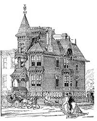 victorian mansion house plans old house plans free house plans