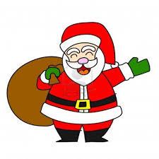 fdirty santa clip art