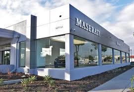 maserati dealership torrance maserati dealer closes its doors before marking 2 year