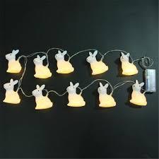 bunny rabbit fairy lights u2013 groovyroost