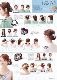 Japanische Hochsteckfrisurenen by Frisuren In Modische Frisuren Für Sie Foto