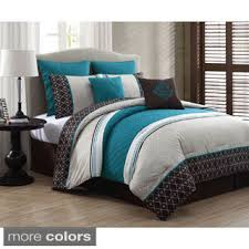 Teal And Grey Bedding Sets And Turquoise Bedding Comforter Sets Avondale Manor