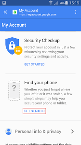 guide find your lost android or ios phone with google my account