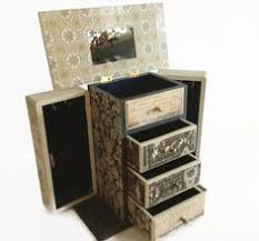 Shabby Chic Jewelry Armoire by Large Jewelry Armoire Distressed Shabby Rustic Jewelry Box
