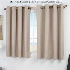 Grommet Blackout Drapes Blackout Curtains And Thermal Curtain Panels Touch Of Class