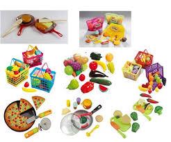 kinderküche zubehör kaufladen kinder küche zubehör einkaufskorb pizza obst gemüse