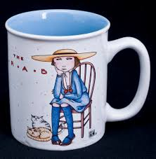 le chat noir boutique mary engelbreit the crab coffee mug misc