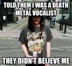 Death Metal Meme - funny death metal memes image memes at relatably com
