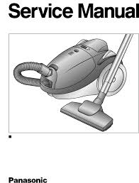 panasonic vacuum cleaner mc e761 user guide manualsonline com