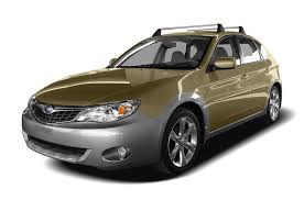2008 subaru impreza outback sport new car test drive