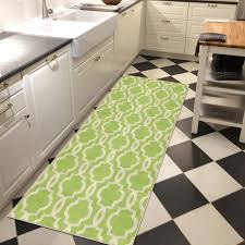 Trellis Kitchen Rug Trellis Kitchen Rug With Best 25 Lime Green Rug Ideas On