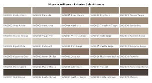 sherwin williams paints colors house and wall paint color samples