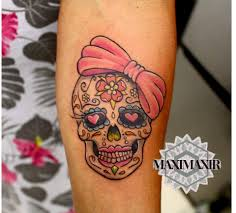 controse day of the dead sugar skull