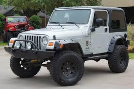 2004 jeep wrangler sport 2004 silver jeep wrangler low http selectjeeps com