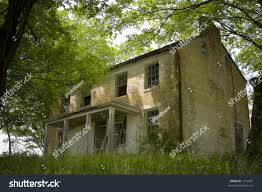 old house old house on hill empty very stock photo 1375987 shutterstock