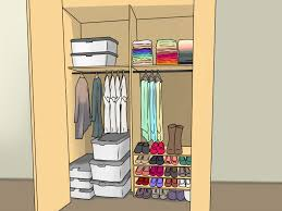 organizing shirts in closet how to organize your closet 13 steps with pictures wikihow