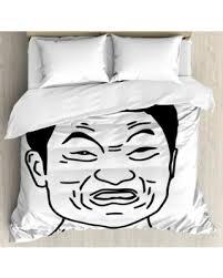 Angry Asian Meme - spring shopping s hottest deal on humor decor king size duvet