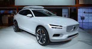 concept cars 2014 volvo concept xc coupe named best concept car at 2014 detroit
