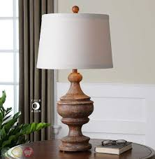 Cottage Style Buffet by Globe Orange Salt Lamp Empire Traditional Cordless Buffet Lamps