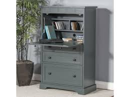 Laptop Armoire Desk Designs 2848 2848eb Casual Laptop Armoire With File Drawer