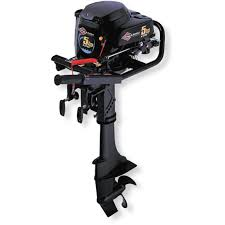 briggs u0026 stratton 5 hp 4 cycle outboard motor 73290 freshwater