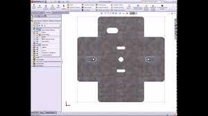 solidworks cad step by step video tutorial u0026 pdf guide youtube
