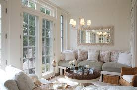 shabby chic livingroom shabby chic living room ideas on a budget