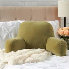 tv bed pillow how to sew a bed rest pillow correction a commenter says the 5 inch