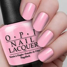 pink ing of you nail lacquer opi