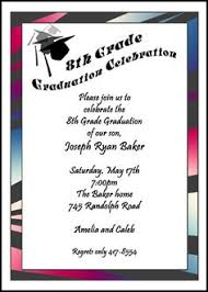 8th grade graduation invitations create your 8th grade graduation announcements invitations