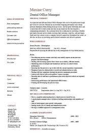 dental resume template dental hygienist resume objective dental