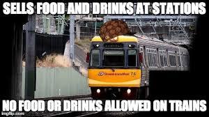 Queensland Rail Meme - scumbag queensland rail imgflip
