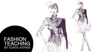 fashion sketching u2013 fashion design images
