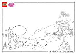 discover cinderella u0027s astounding carriage coloring page