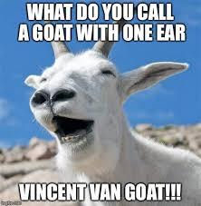 Vincent Meme - laughing goat meme imgflip